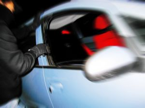 AAMCO Car Theft