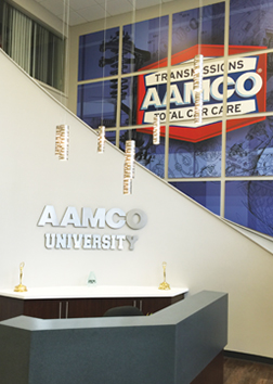 AAMCO University Lobby - Transmission Repair - AAMCO Colorado