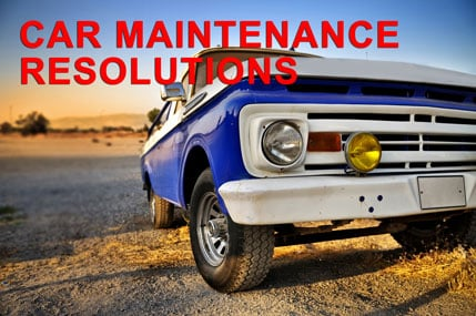 Car Maintenance Resolutions & Transmission Repair