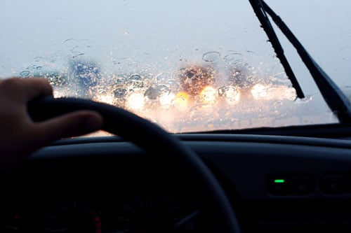 Maintaining Wipers & Lights in Winter