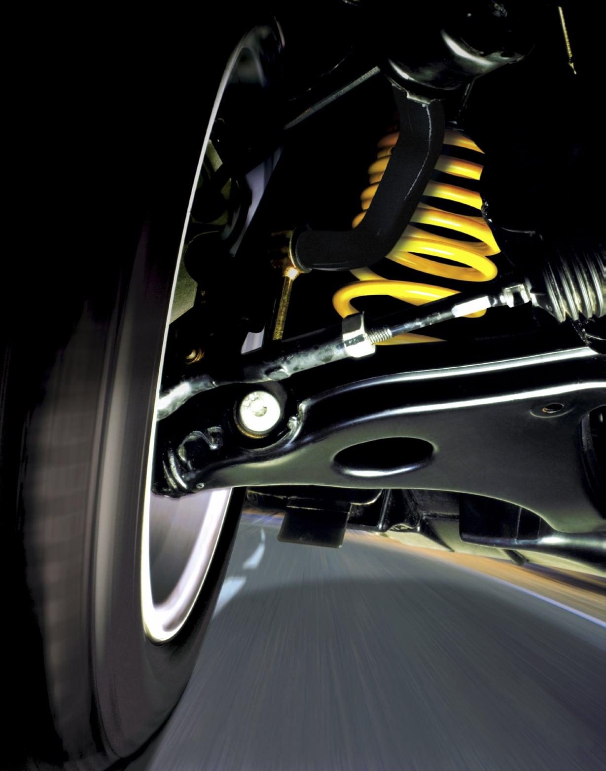 Control Arm Car Repair