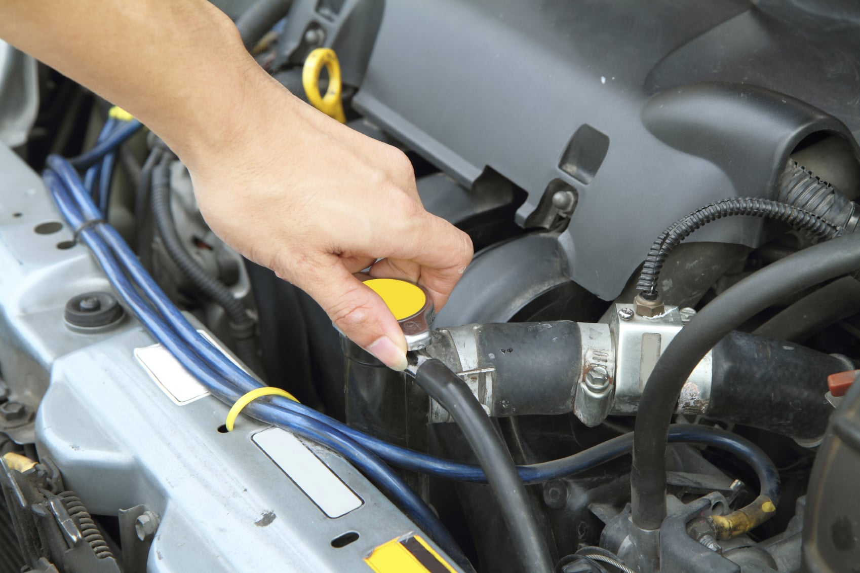 Keep Your Coolant System From Freezing