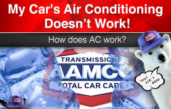My Car's Air Conditioning Doesn't Work