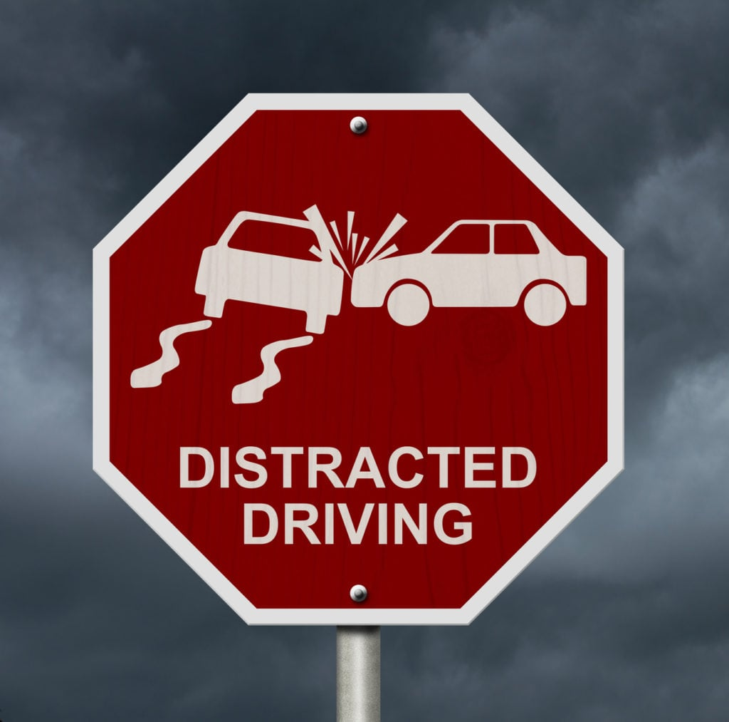 3 Biggest Distractions While Driving Will Surprise You