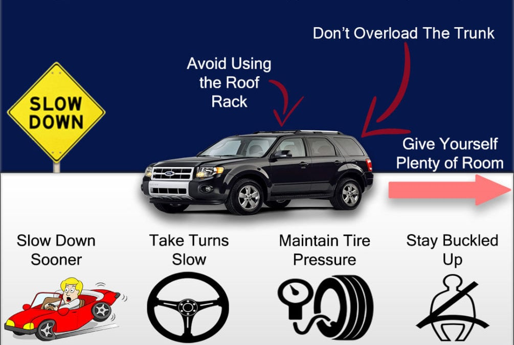 SUV Driving Safety Tips