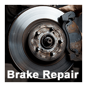 image - brake repair - rotor, caliper, pad - whole brake mechanism