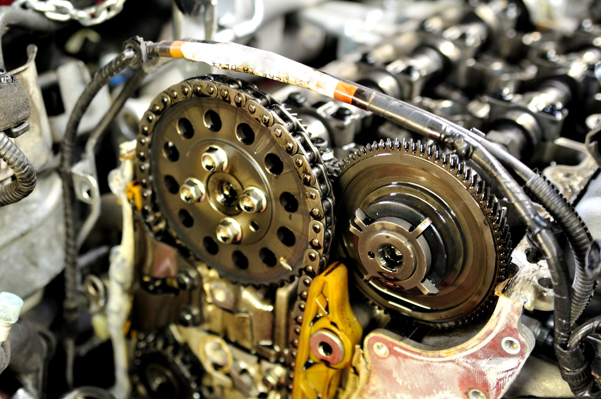 All About Your Timing Belt And Chain Aamco Colorado 2000 Saturn Image Of A