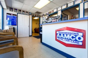 image of AAMCO Arvada interior waiting room