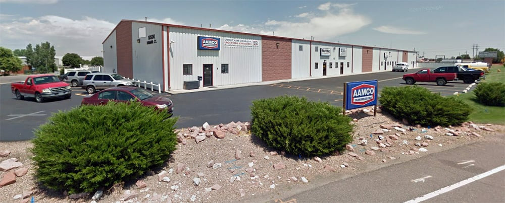 image of AAMCO Brighton exterior from road