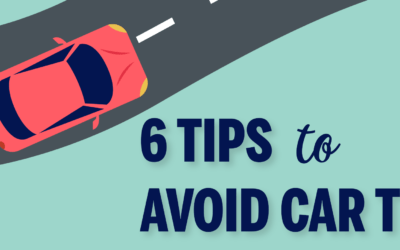 Don't Be a Victim – 6 Tips to Avoid Car Theft Infographic