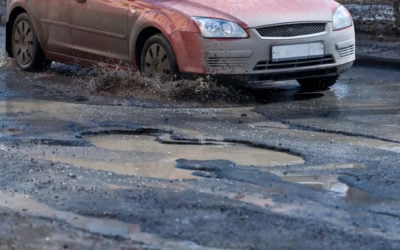 How to Prevent Pothole Damage