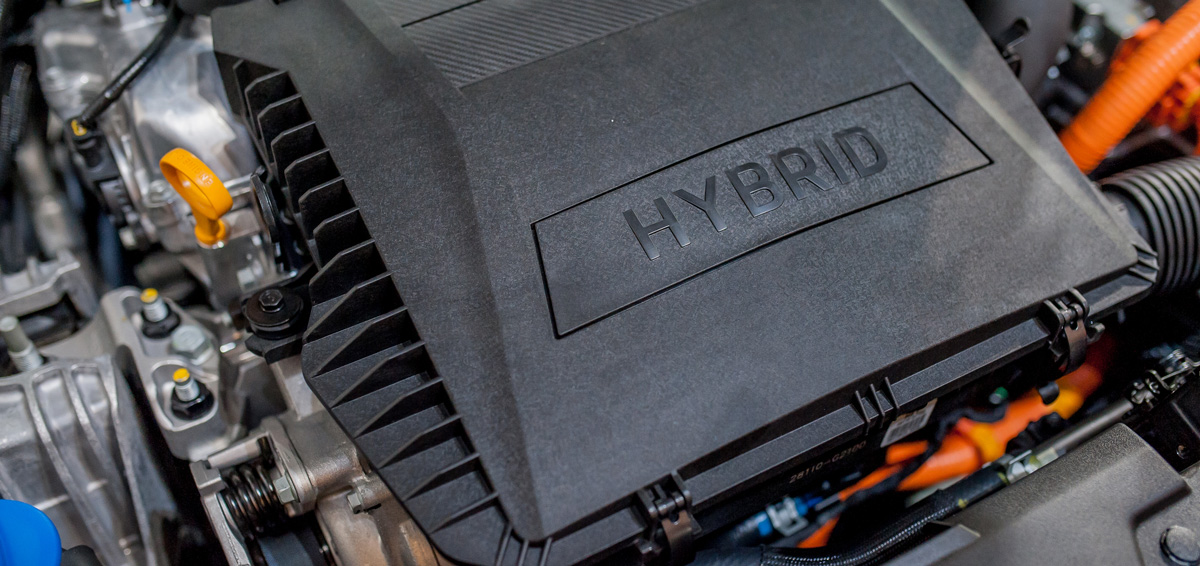 A Guide To Hybrid Vehicle Maintenance Infographic