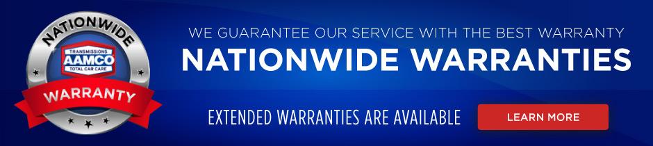image of Nationwide Warranties Banner