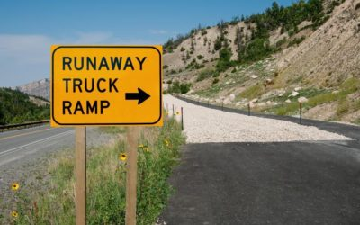 Runaway Car or Truck in the Colorado Mountains? What to Do If Your Brakes Fail