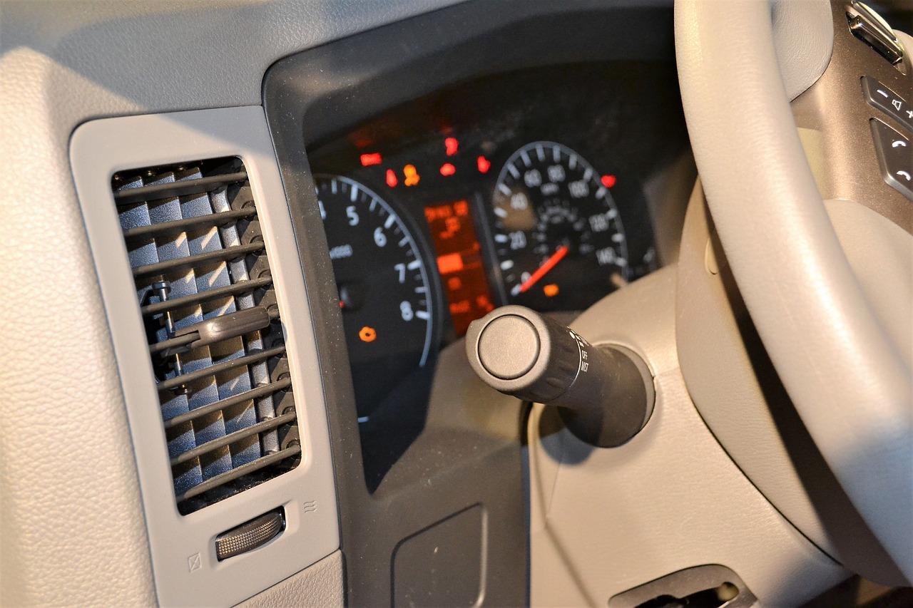 Car Air Conditioner Vents. AAMCO Colorado.
